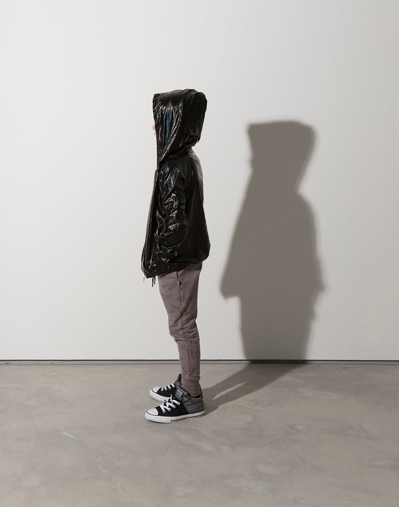 Minti High Shine Anorak