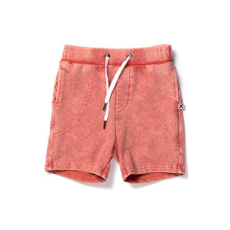 Minti Clash Short - Orange Wash