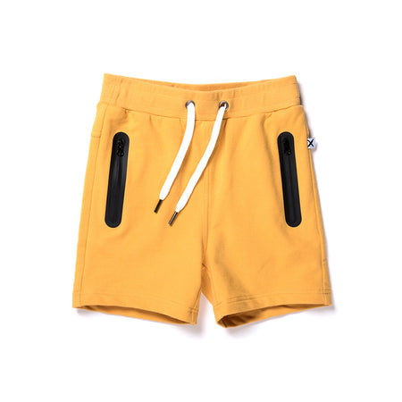 Minti Zippy Short - Mustard