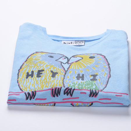 Minti Bird Buddies Tee