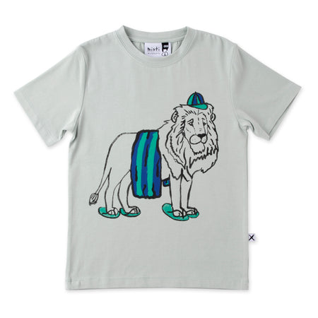 Minti Beach Lion Tee