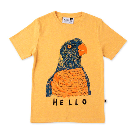 Minti Friendly Parrot Tee