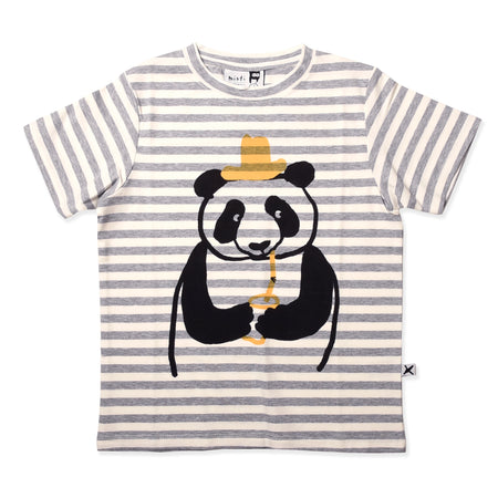 Minti Holiday Panda Tee