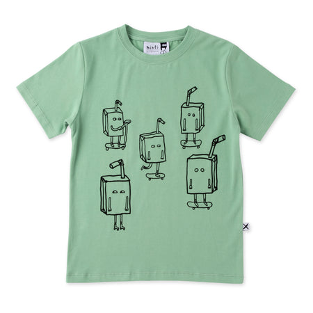 Minti Juice Box Party Tee