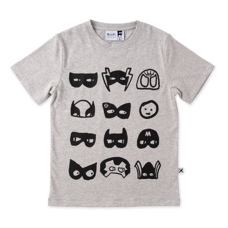 Minti Many Masks Tee