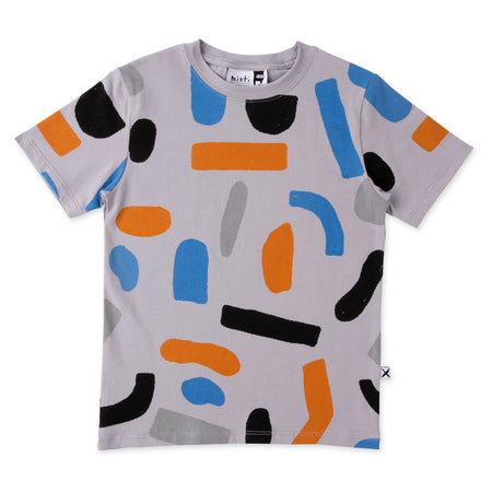 Minti Messy Shapes Tee