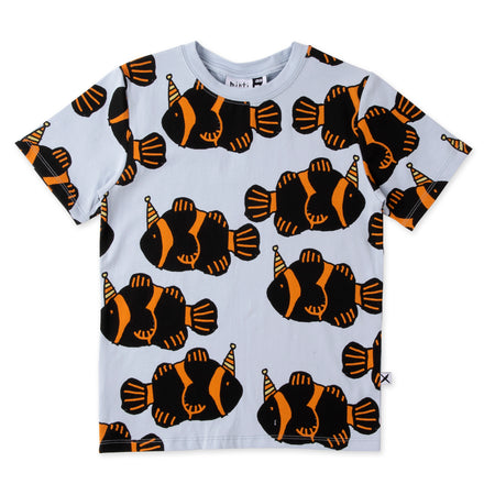 Minti Party Clown Fish Tee