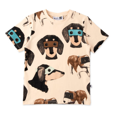 Minti Super Dogs Tee