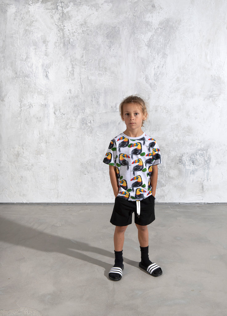 Minti Toucan Party Tee