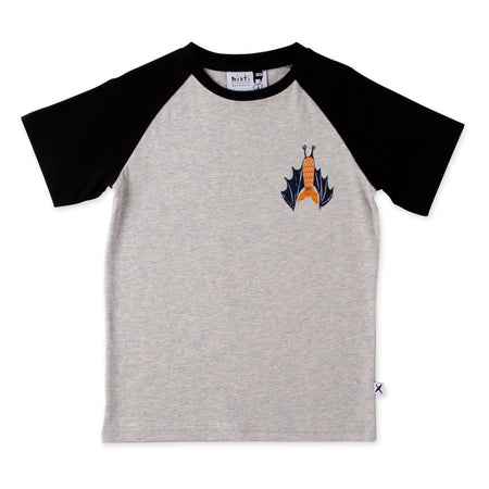 Minti Chilled Bat Raglan Tee