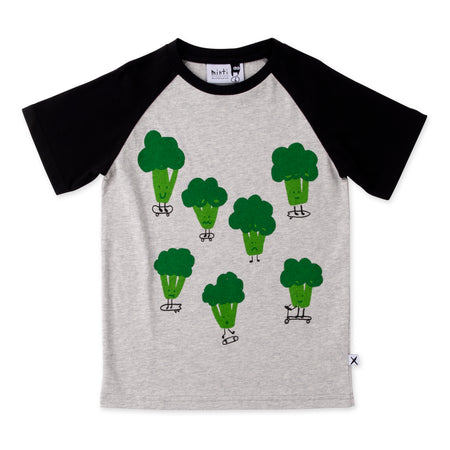 Minti Sporty Broccoli Tee