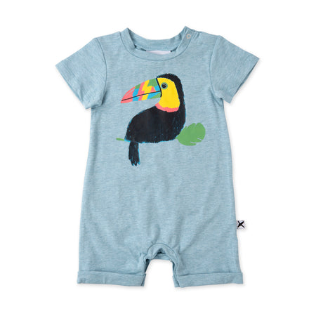 Minti Ziggy Toucan Suit