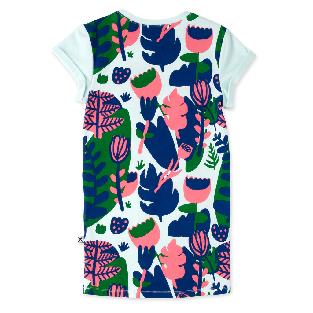 Minti Friendly Parrot Dress