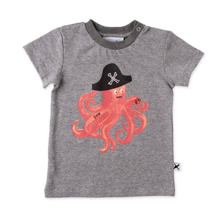 Minti Captain Octopus Tee