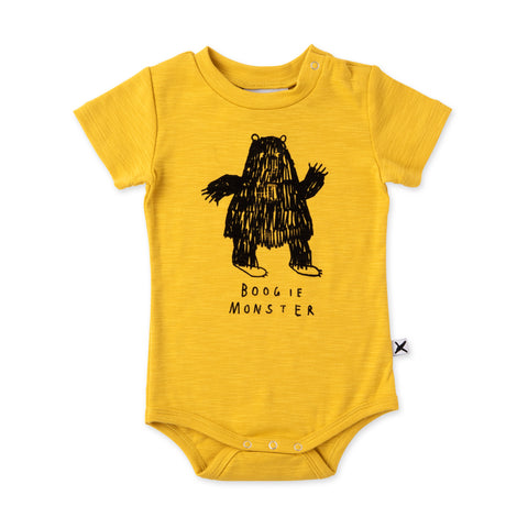 Minti Boogie Monster Onesie