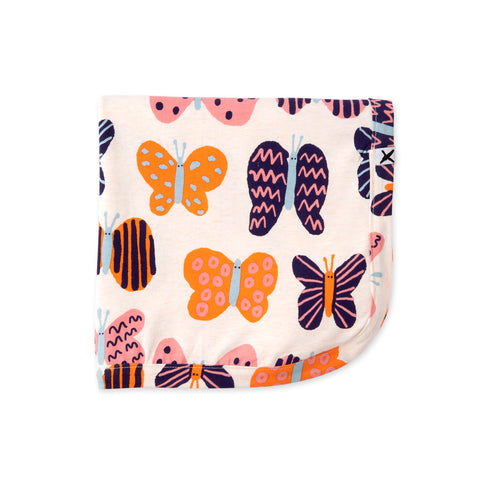 Minti Colourful Butterflies Wrap