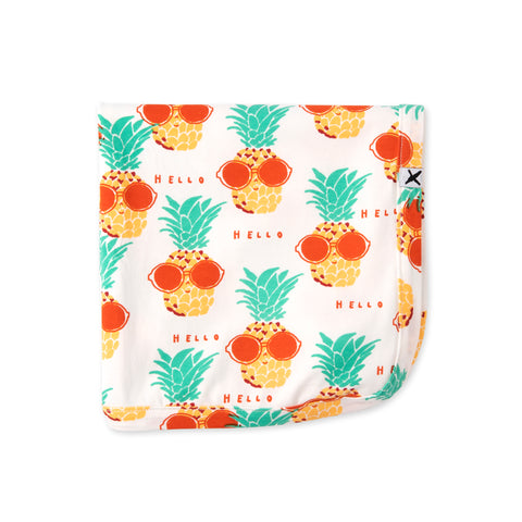 Minti Sunny Pineapples Wrap