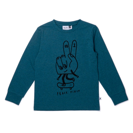 Minti Peace First Tee