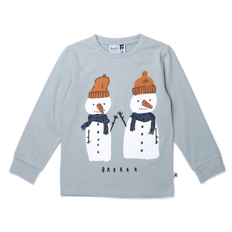 Minti Snow Buddies Tee