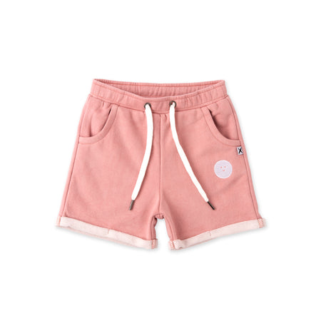 Minti Emoji Peached Short