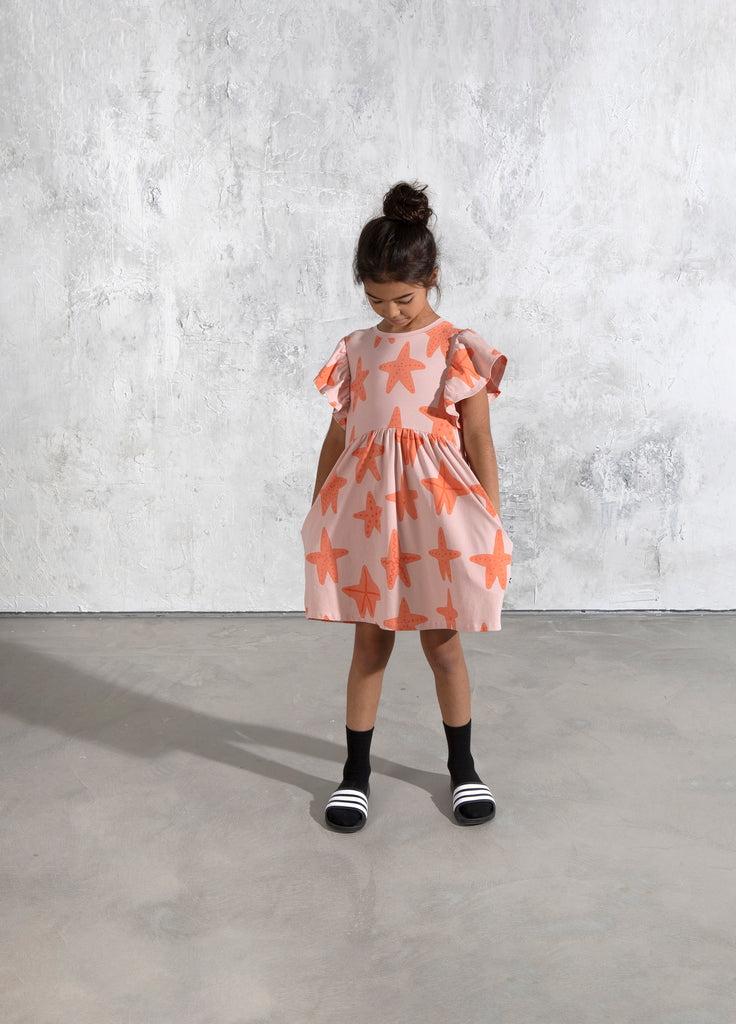 Minti Starfish Buddies Dress