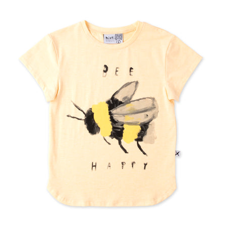 Minti Bee Happy Tee