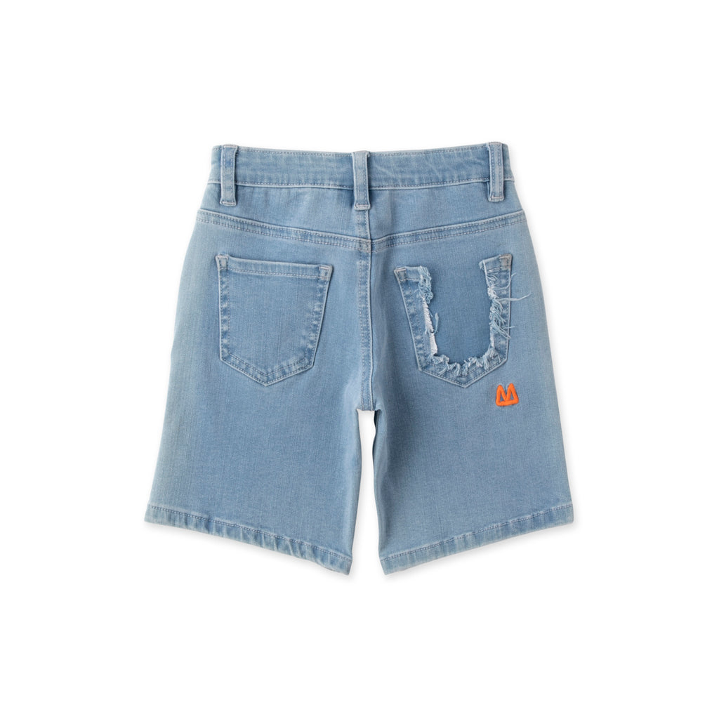 Minti Danger Denim Short