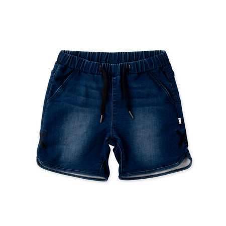 Minti Jagger Denim Short