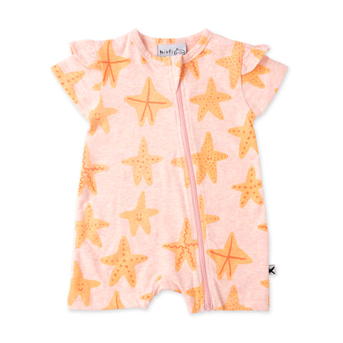 Minti Starfish Buddies Zippy Suit