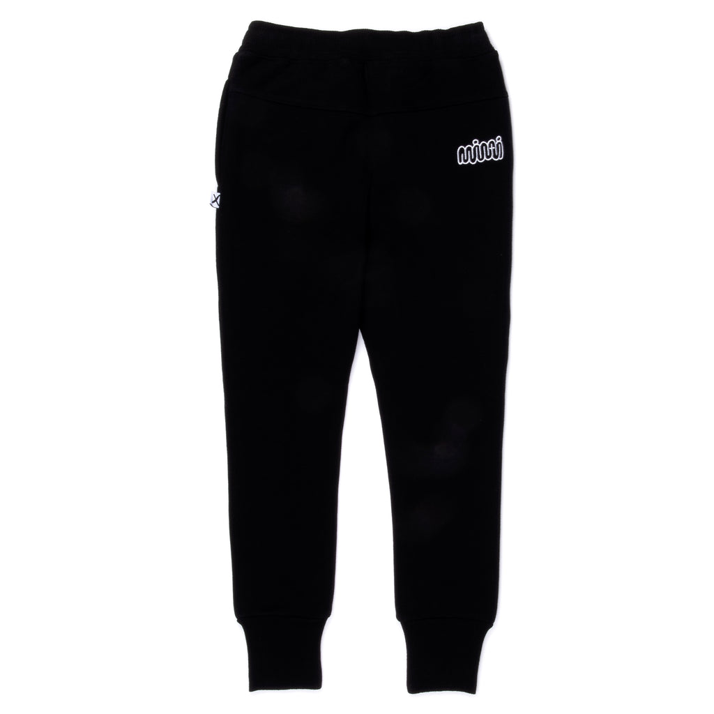 Minti Deluxe Furry Patch Trackies