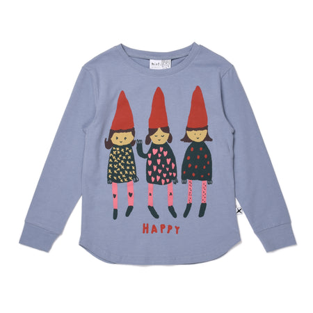 Minti Happy Gnomes Tee