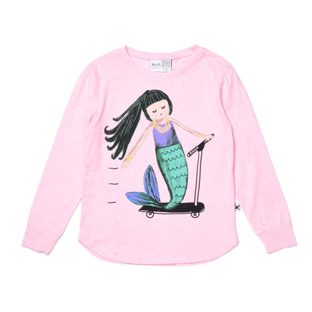 Minti Scooting Mermaid Tee