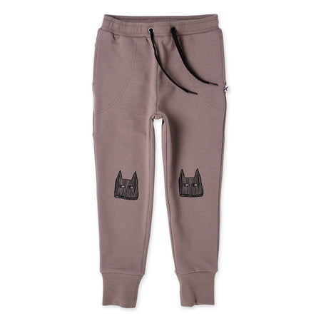 Minti Sneaky Mask Furry Trackies