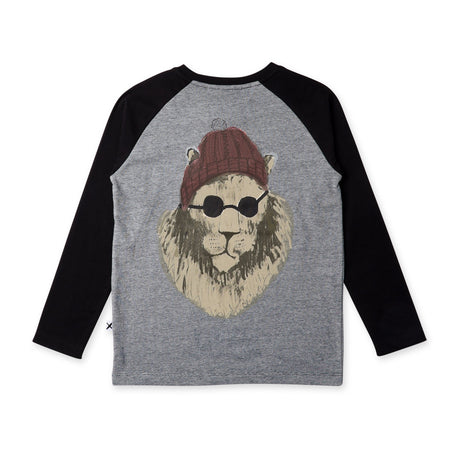 Minti Cool Cat Raglan Tee