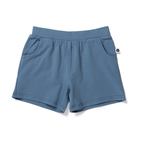 Littlehorn Lounge Short - Mid Blue