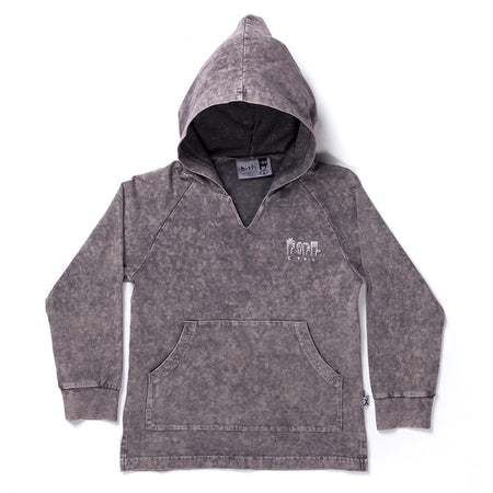 Minti Cool Beach Hood - Grey Wash