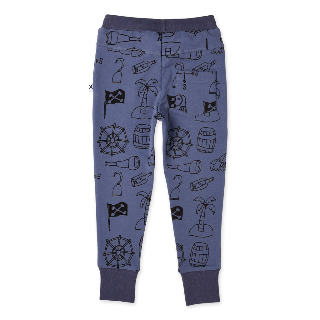 Minti Pirate Things Furry Trackies
