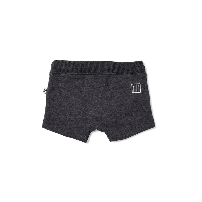 Minti Future Short - Charcoal