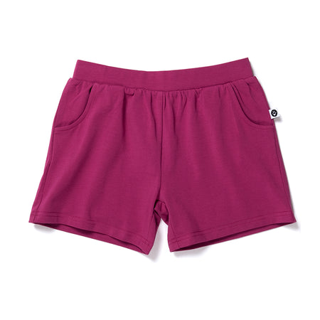 Littlehorn Lounge Short - Crimson