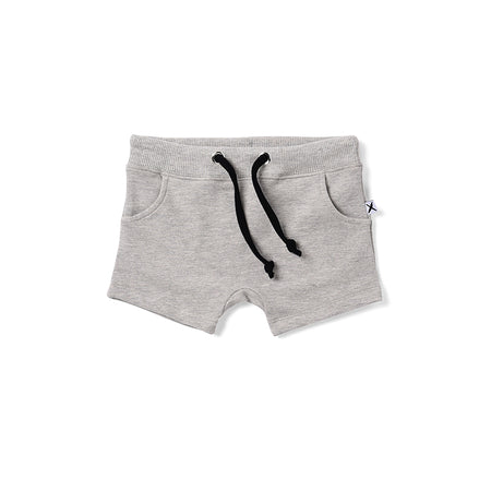 Minti Future Short - Grey Marle