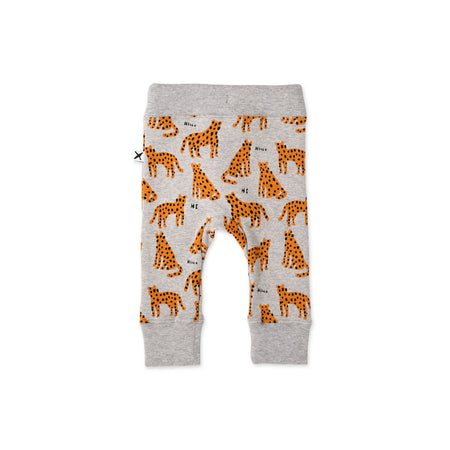 Minti Friendly Cheetahs Furry Trackies