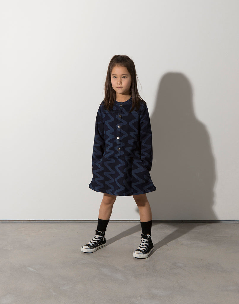 Minti Ziggy Denim Dress