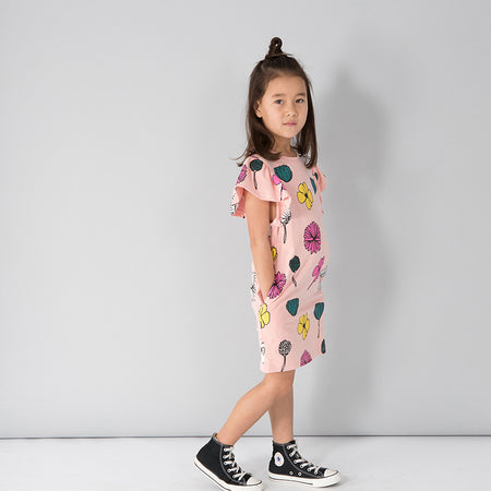 Minti Daisies And Other Things Dress - Ballet