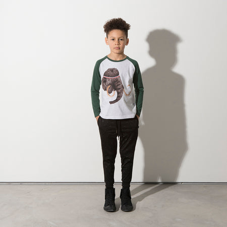 Minti Sports Mammoth Raglan Tee