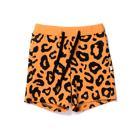 Littlehorn Safari Sweat Short - Light Orange