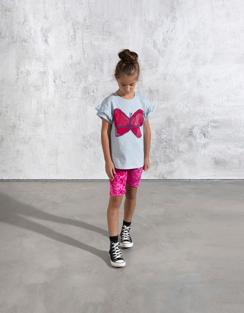 Minti Painted Butterfly Tee