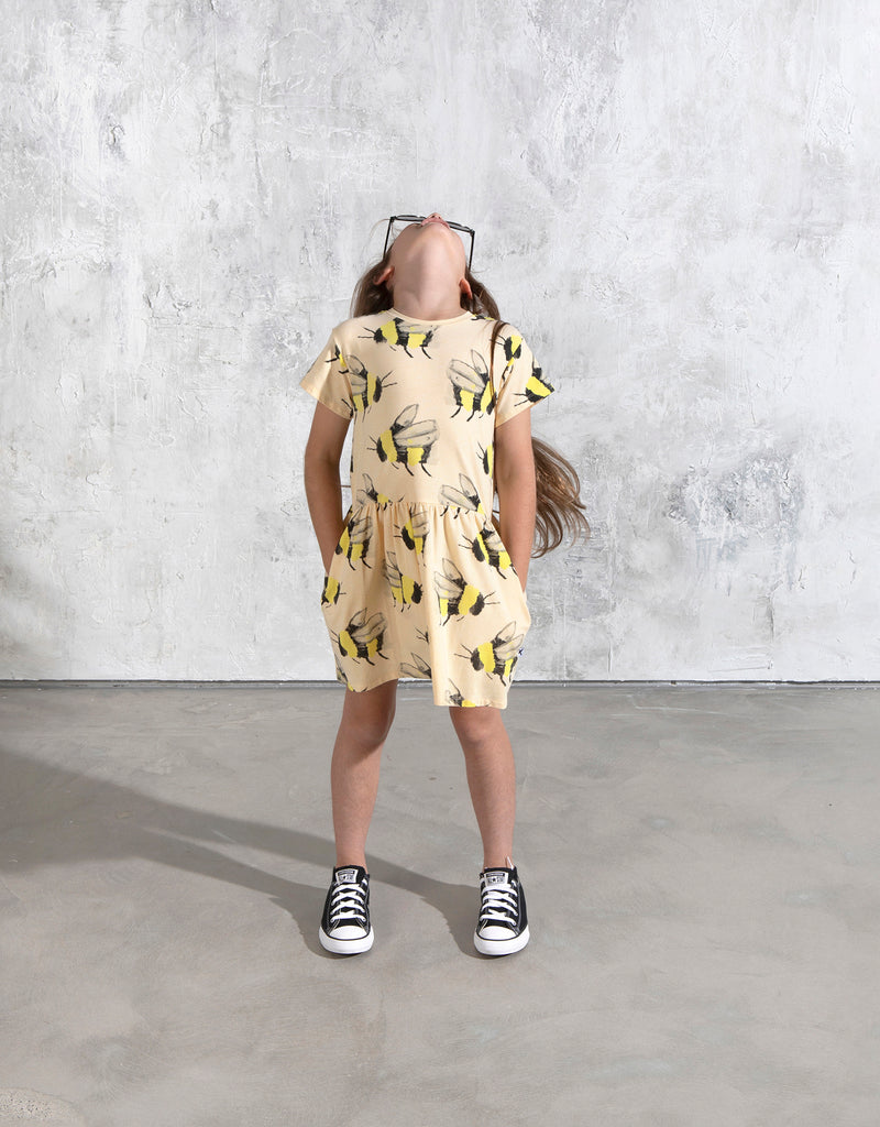 Minti We Need Bees Dress
