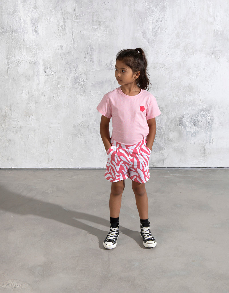 Minti Zebra Stripe Short