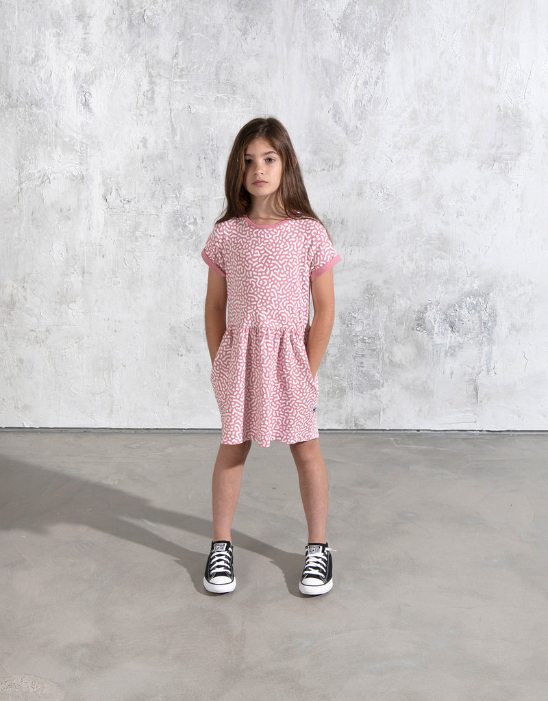 Minti Maze Dress