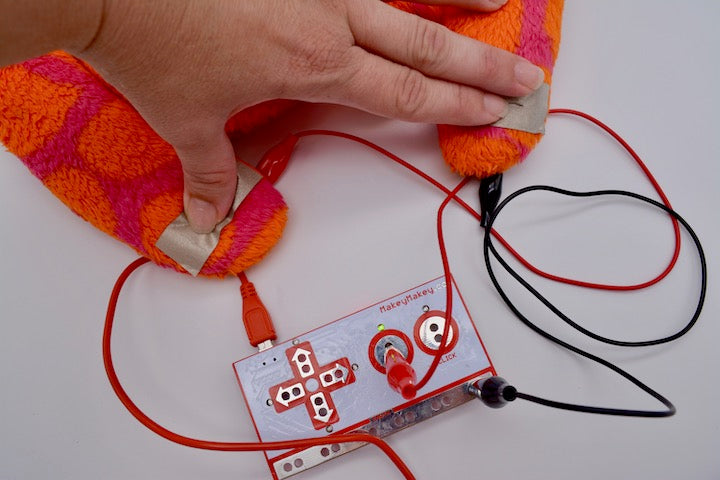 Maker Class Lesson Two: Hack a Toy